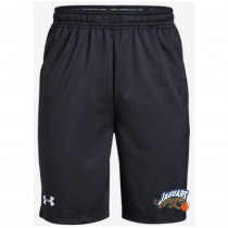 Jaguars AAU Men's Under Armour Locker Pocketed Shorts- Black