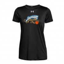 Jaguars AAU Women's Under Armour Short Sleeve Locker Tee