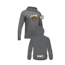 Jaguars AAU Youth Under Armour Hustle Fleece Hoodie