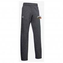 Jaguar AAU Under Armour Youth Hustle Fleece Pant- Carbon Heather