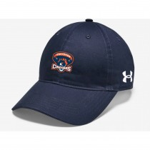 Fallston Lacrosse UA Chino Adjustable Cap- Navy