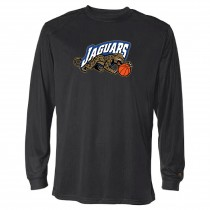 Jaguars AAU Men's Badger B-Core Long Sleeve Tee- Black