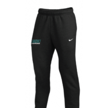 E3 Girls Lacrosse Women's and Youth Nike Club Fleece Pant- Black
