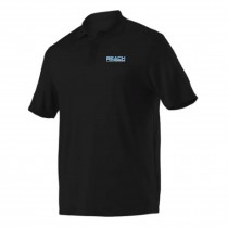 Beach Cities Lacrosse Don Alleson Game Day Polo Shirt- Black