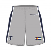 Littleton Thunder Youth Lacrosse Club Unique Shorts With Pockets