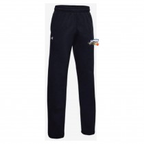 Jaguar AAU Under Armour Youth Hustle Fleece Pant- Black
