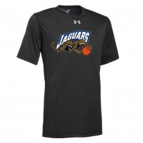 Jaguars AAU Youth Under Armour Short Sleeve Locker Tee- Black